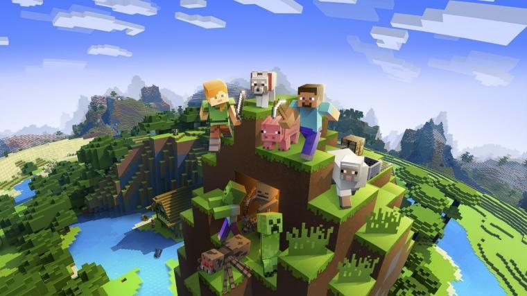 Gracz przeszedł Minecrafta bez używania chodzenia