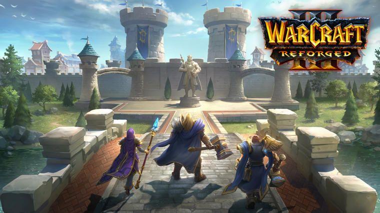 Wystartowały beta testy Warcraft III: Reforged