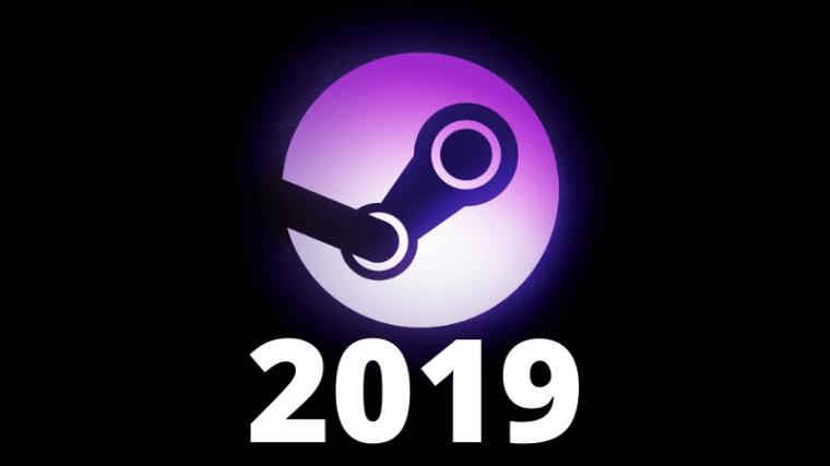 Steam podsumowuje rok 2019 - garść faktów i ciekawostek