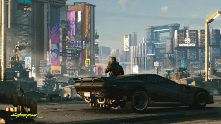 Premiera Cyberpunk 2077 mocno przesunięta!