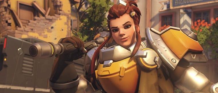 Poznajcie nową bohaterkę Overwatch – Brigitte