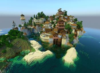 Minecraft RTX już wkrótce! Nvidia publikuje niesamowite materiały