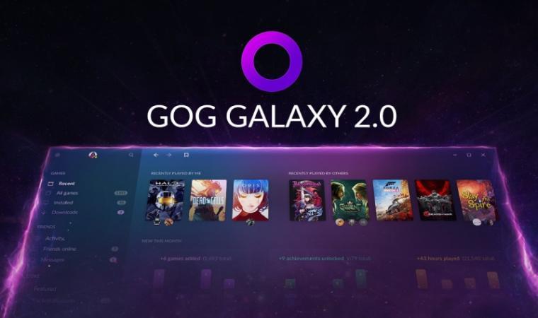 """Premiera GOG Galaxy 2.0 nastąpi """"w nadchodzących tygodniach"""""""