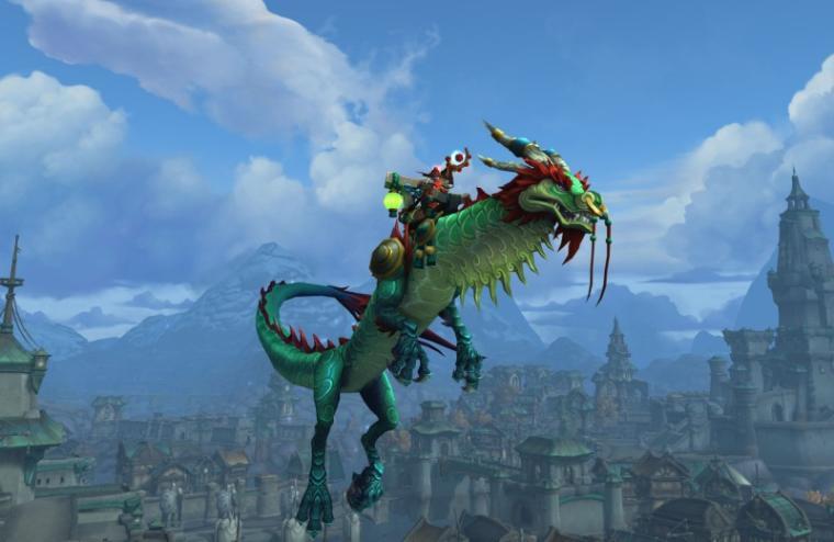 Grasz w World of Warcraft? Wybierz wierzchowca, którego otrzyma każdy gracz