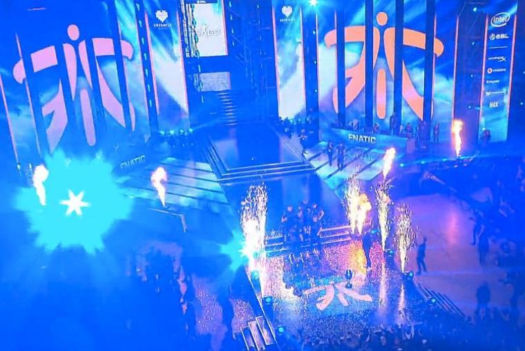 Fnatic zwycięzcą turnieju CS:GO na IEM 2018 w Katowiach
