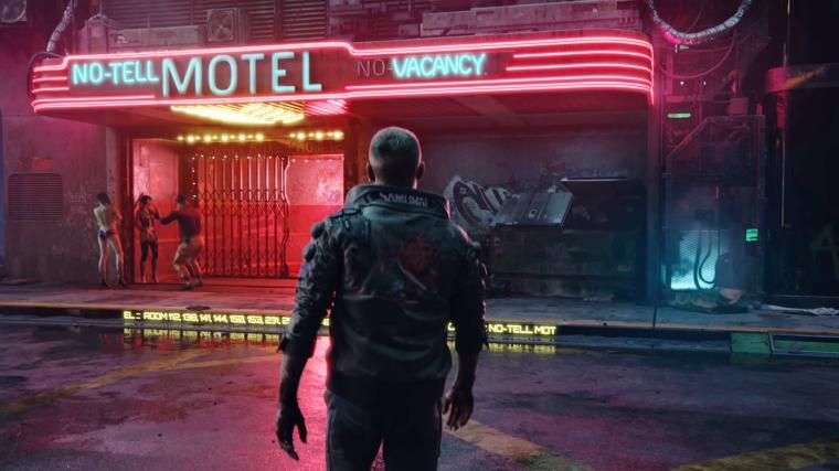 Cyberpunk 2077 będzie nieco krótszy niż Wiedźmin 3