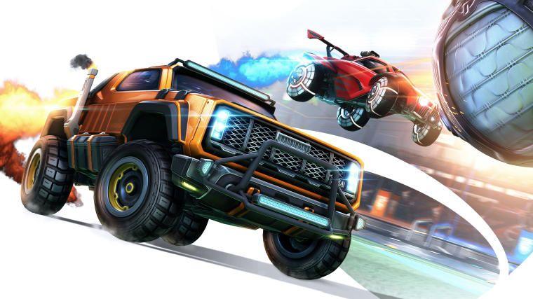 Rocket League już zadebiutowało w Epic Games Store i jest free-to-play