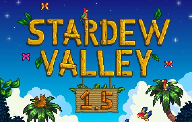 Stardew Valley z aktualizacją 1.5 i mnóstwem nowych treści