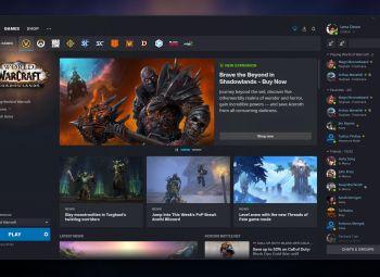 Battle.net doczekał się odświeżonego wyglądu