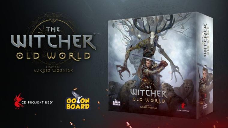Wiedźmin: Stary Świat zapowiedziany przez CD Projekt RED