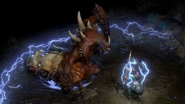 Potwory z Diablo 2: Resurrected wyglądają niesamowicie (wideo)