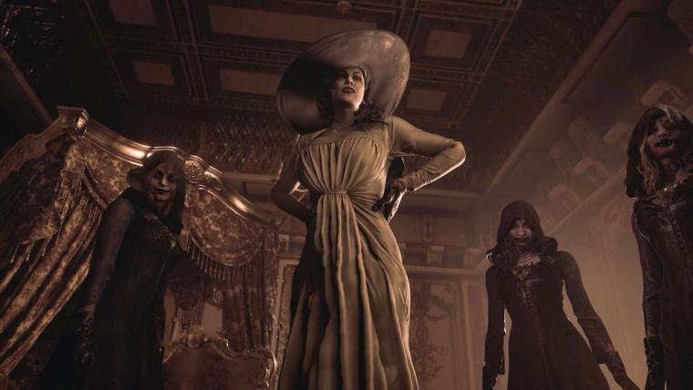 Resident Evil Village zadebiutował i stał się jedną z najpopularniejszych gier na Steamie
