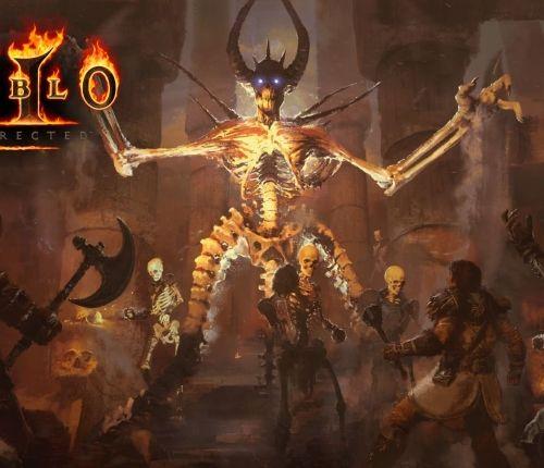 Diablo 2: Resurrected w końcu z datą premiery