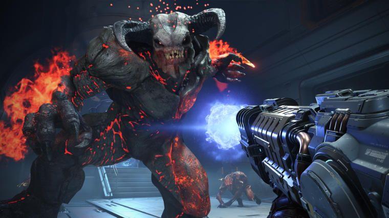 Doom Eternal crashuje? Pobierz najnowszy sterownik Nvidia