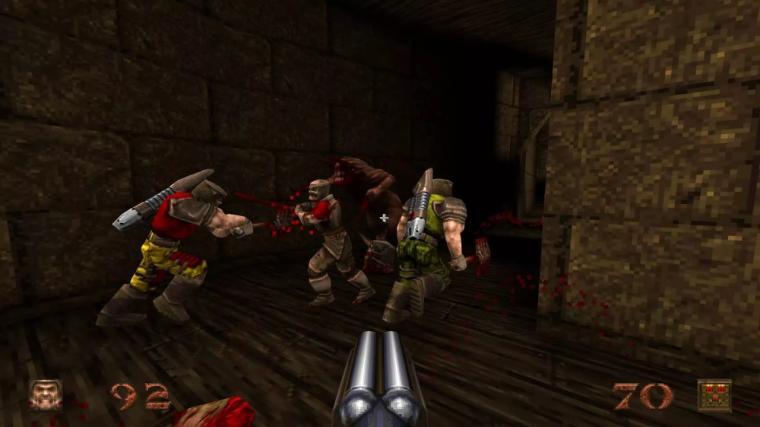 Remaster Quake już w sprzedaży. Kultowa gra w nowej odsłonie