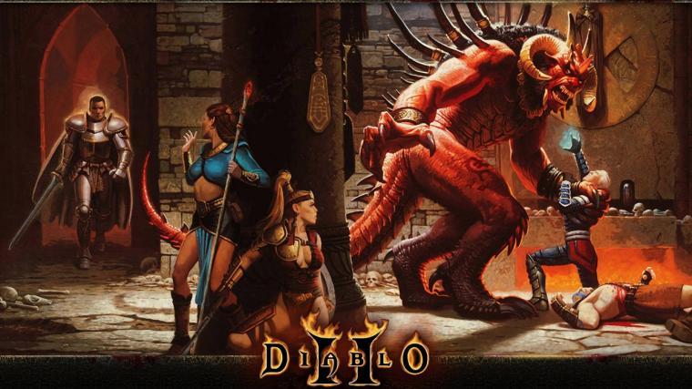 Godzina premiery Diablo 2: Resurrected w Polsce oraz wymagania sprzętowe