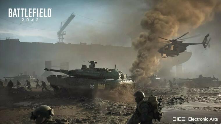 Otwarta beta Battlefield 2042. Wymagania sprzętowe nie są niskie