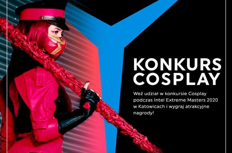 Weź udział w konkursie Cosplay na IEM Expo 2020!