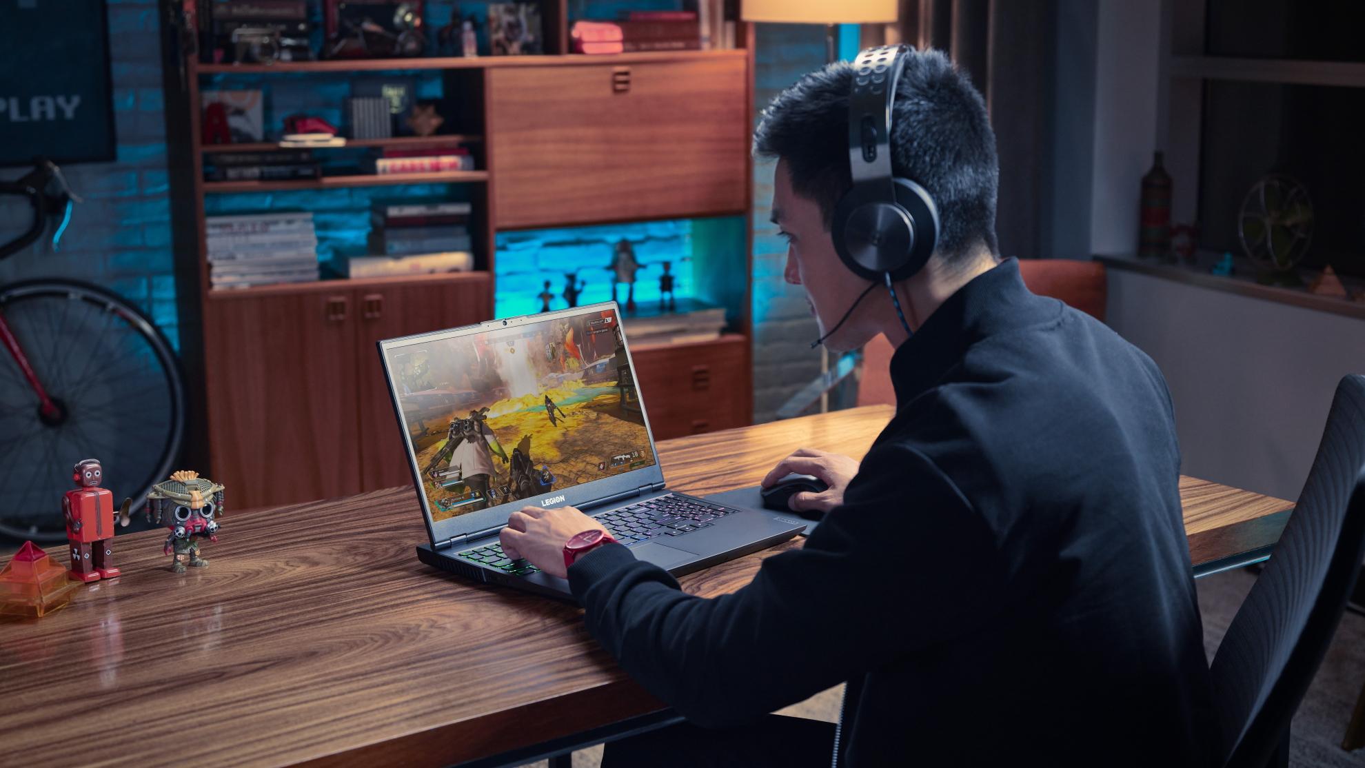 Laptopy dla graczy Lenovo Legion