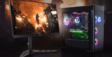 Monitory dla graczy Lenovo Legion